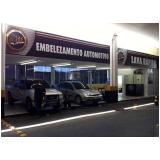 lavagem para carros importados